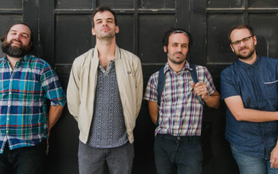 Offstage and On the Record with Aaron Weiss from mewithoutYou