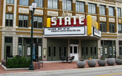 T. Denny Sanford, city of Sioux Falls give $5 million to reopen State Theatre
