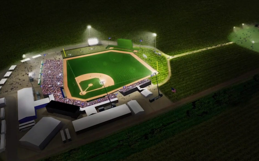 MLB to Play at the Field of Dreams in Iowa