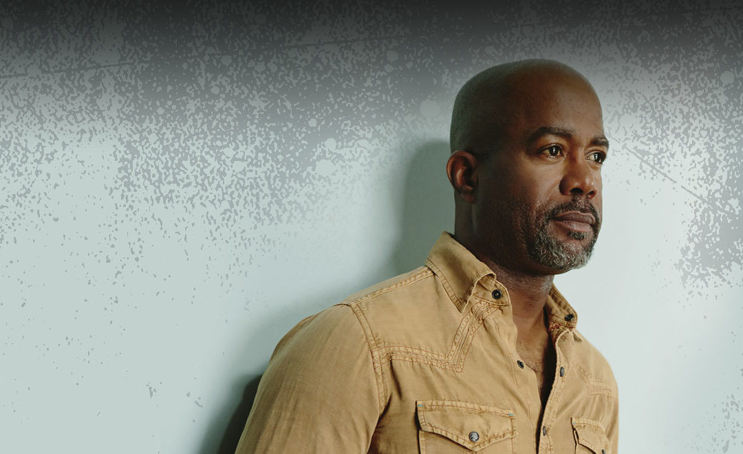 Darius Rucker to perform in Sioux Falls in 2020!